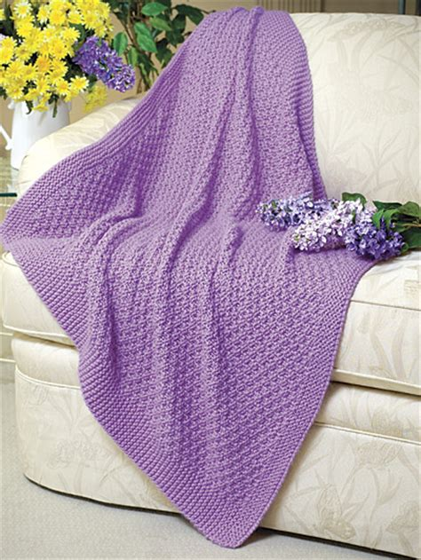 knitting afghan for beginners lilacs in bloom knitting from website reader