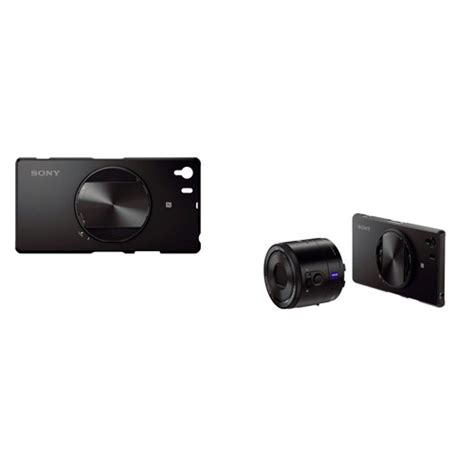 Hp Sony Xperia Qx10 sony spa acx2 attachment black for xperia z1 expansys uk