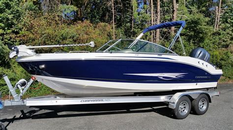 used chaparral fish and ski boats for sale chaparral 21 h20 fish and ski ob boats for sale
