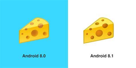cheese emoji google changes its blasphemous ways with a proper burger