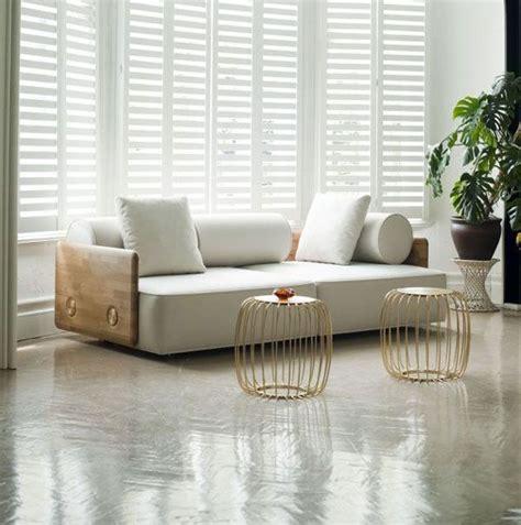 modern wooden sofa design deco sofa by autoban de la espada freshome com