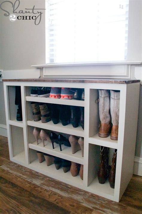 diy closet shoe rack 17 best images about closet on belt holder