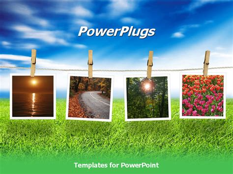 powerpoint templates photo album plantilla album de fotos power point imagui
