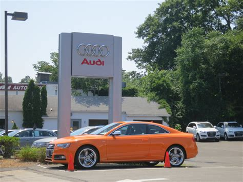 new country audi new country audi of greenwich and car photos