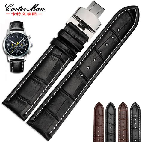 new high quality genuine leather watchband 18mm 19mm 20mm 21mm 22mm leather for tissot