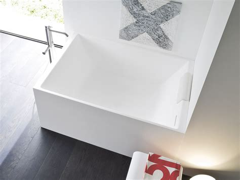 mini vasca da bagno vasca da bagno rettangolare in korakril unico mini