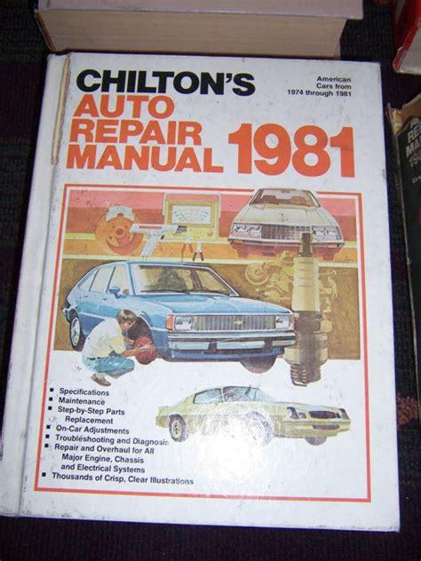 what is the best auto repair manual 1974 pontiac gto engine control find 4 chilton auto repair manuals 1974 1993 car truck van repair books vintage motorcycle in