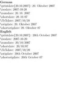 format date latex uweziegenhagen de 187 latex codeschnipsel
