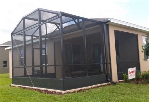 backyard enclosures patio screen enclosures porches and lanais