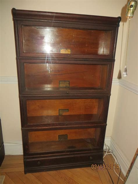 globe wernicke barrister bookcase antique globe wernicke barrister bookcase ebay