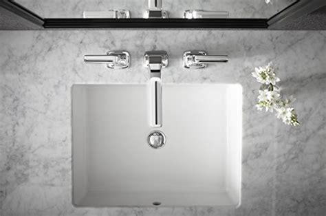 Kohler Kallista Sink by Kohler K 2882 0 Verticyl Rectangle Undercounter Bathroom