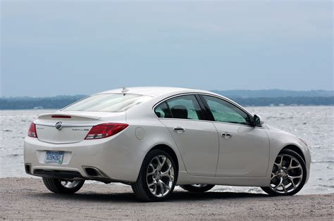 2012 buick regal gs performance parts 2012 buick regal gs drive photo gallery autoblog