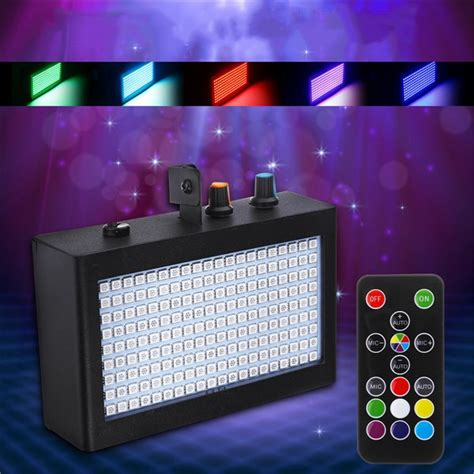 colorful strobe lights other lighting and ls 180 led colorful strobe flash