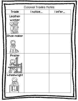 Grade 4 ELA Module 2A Unit 2 Student Workbook (Colonial