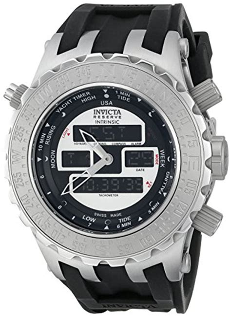 invicta s 12594 subaqua analog digital swiss quartz