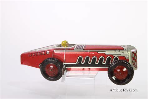race car toys marx race car tin windup antique toys for sale
