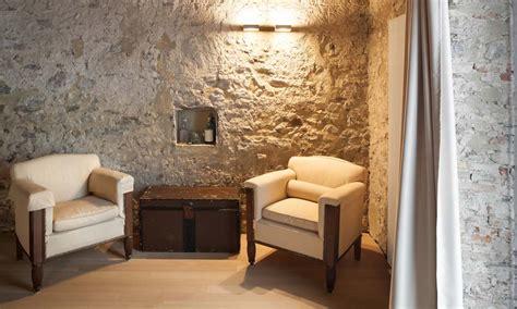 rustikales wohnzimmer idee rustikal zaun