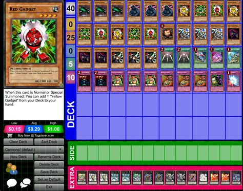 yogioh decks yugioh deck by endless warr on deviantart