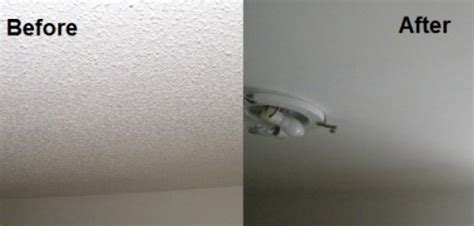 Is Popcorn Ceiling Safe by Roll On Popcorn Ceiling 49 On Ceiling Fans With