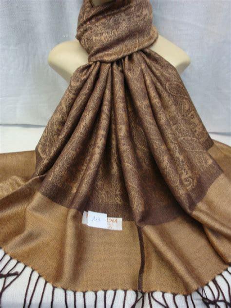 Pashmina Instan Felicia 2 Tone fashion pashmina new wedding scarf shawl wrap two tone