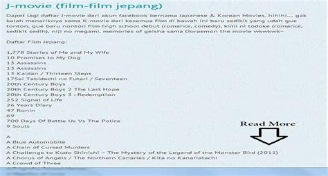 list film series terbaik list movie terbaik blog s