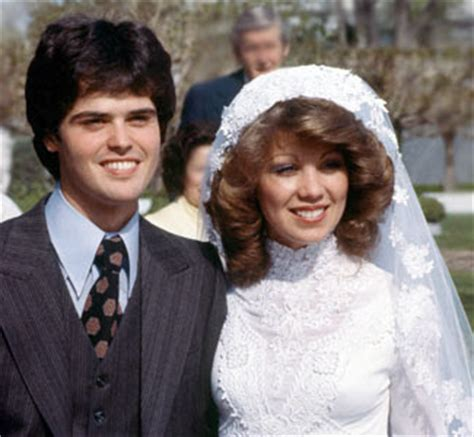Donny Osmond To Appear On All My Children by Geo May Wedding Anniversaries