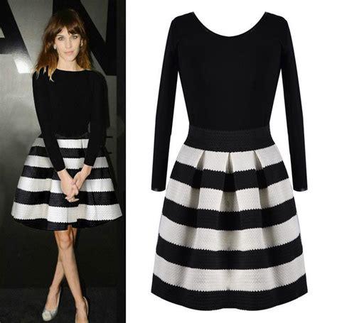 6 Of The Best Black White Inspired Dresses by S Plus Size Hepburn Dress Black