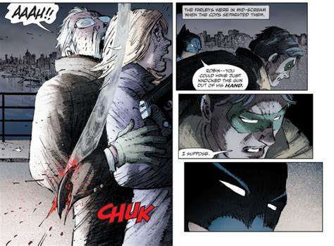 the returns the last crusade batman s plans for three of his robins from today s