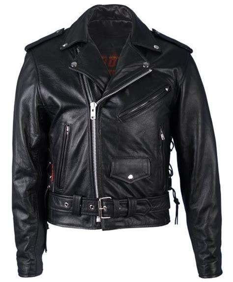 Motorrad Lederjacke Old Style by Pin My Style 187 Cool Mens Black Leather Biker Style Jacket