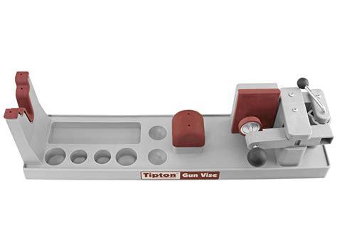 rifle bench vise tipton gun vise