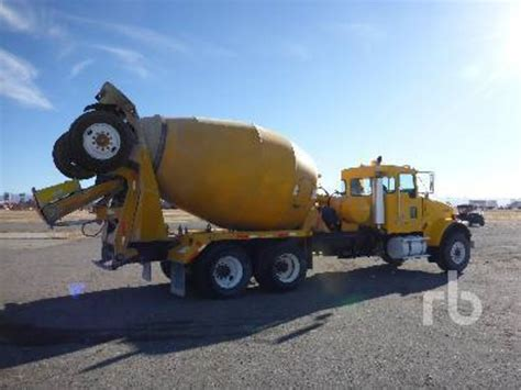 kenworth concrete truck kenworth w900b mixer trucks asphalt trucks concrete