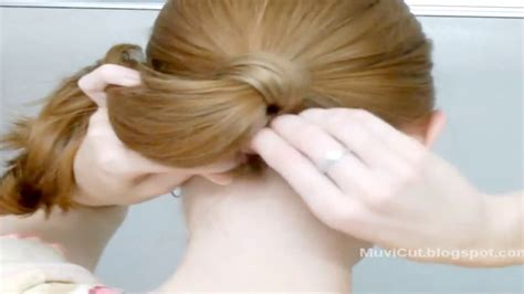 quick and easy hairstyles in a ponytail quick n easy ponytail hairstyle perfect ponytail for