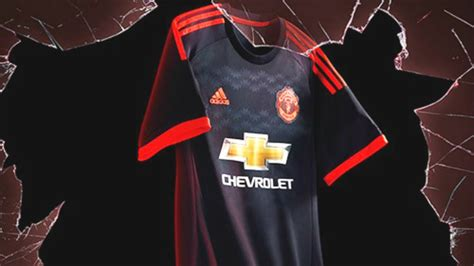 Official Manchester United 3rd 1617 official manchester united third kit 2015 16