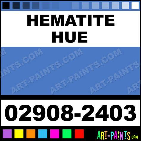 what color is hematite hematite porcelaine 150 ceramic paints 02908 2403