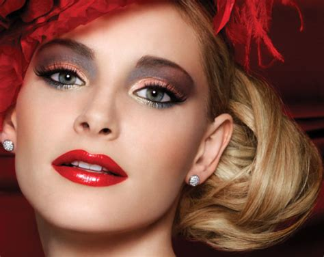 lipstick latest glamour lise watier glamour rose winter 2012 collection info