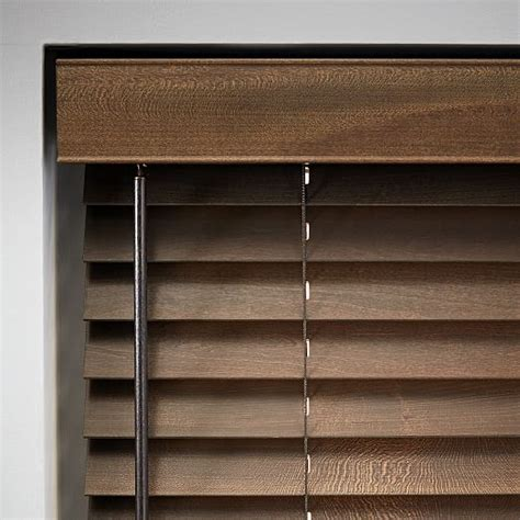bali blinds special order bali 174 wood blinds small 20 quot 37 quot wide west elm