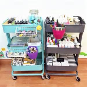 ikea raskog 60 smart ways to use ikea raskog cart for home storage