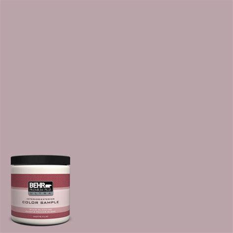 Slate Bathroom Ideas behr premium plus ultra 8 oz 100f 4 dark lilac interior