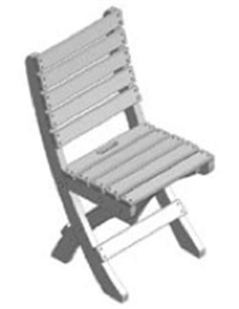 folding chair   woodworking plancom
