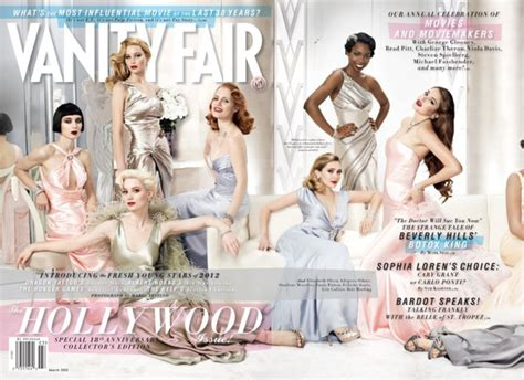 the vanity fair cover is out the blemish