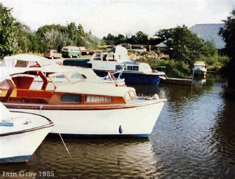 kingfisher boat yard norwich 1980s photo gallery page 1
