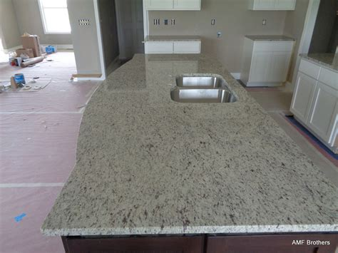 light granite kitchen countertops giallo ornametal light mahomet il amf brothers