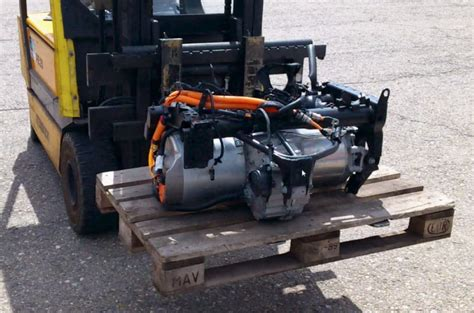 Tesla Ac Motor Tesla Model S Electric Motor Gets Hacked