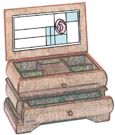 design brief for jewellery box design three jewellery box mackintosh style
