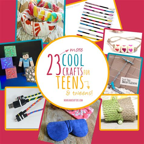 cool crafts for teenagers boys