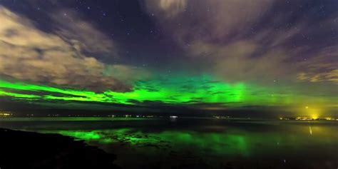 spectacular northern lights time lapse video will make you