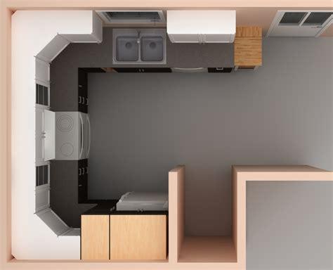 Kitchen Cabinet Design Layout top view new ikea kitchen