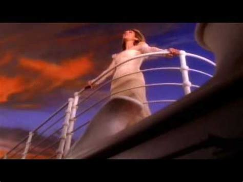 titanic film youtube celine dion my heart will go on music video titanic