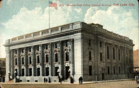 general post office federal building salt lake city ut