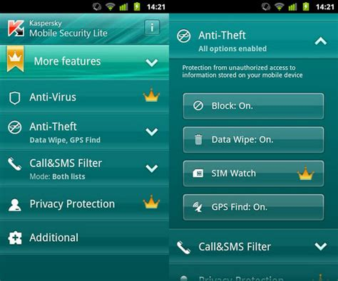 antivirus app for android top 5 must apps for android antivirus security